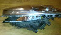 Honda Civic VII - Jak rozmontowa� lamp� przedni� z powodzeniem.
