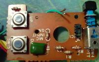 Mikrofon DNT - identyfikacja elementów