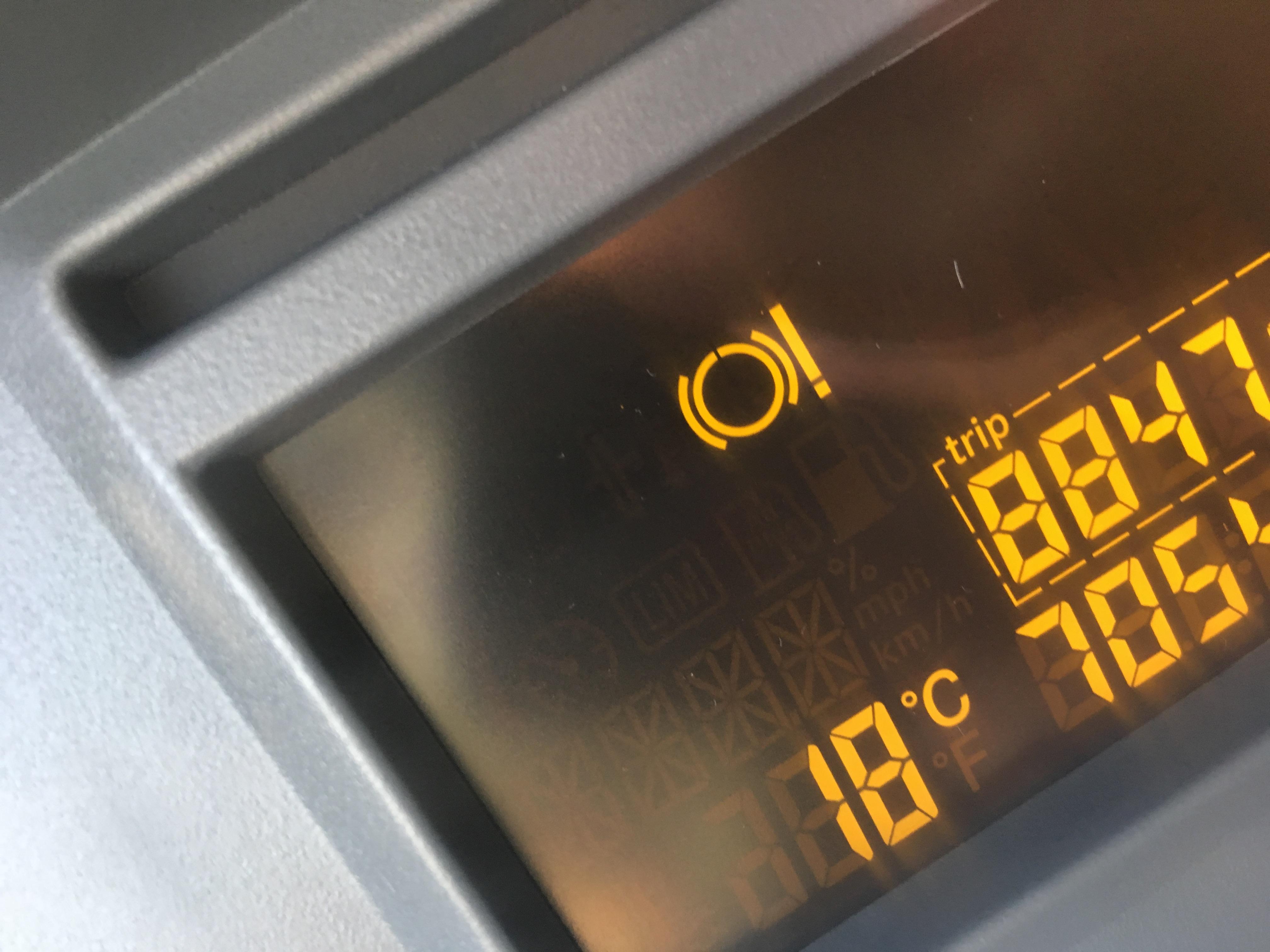Inne rodzaje Mercedes AXOR - Kontrolki 2 co oznaczają? - elektroda.pl EX58