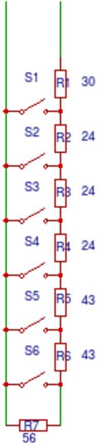 Wskaznik poziomu paliwa - zmiana charakterystyki