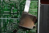 """Wieża Sony CMT-GP7 - jest zasilanie, pusty wyświetlacz, magnetofon """"wariuje"""