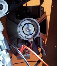 Whirlpool AWM 8123 - Obroty na starcie