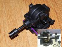 Sterowanie 2 silnikami z wycieraczek do robota trzy kołowego