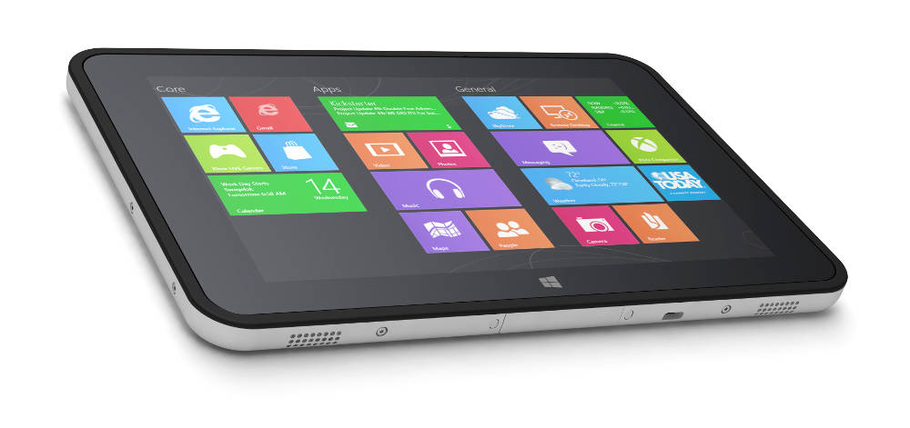 "Aava Inari - tablet z 8,3"" ekranem Full HD, Intel Atom, LTE i Windows 8.1"