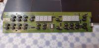 Amica EB2.8TPSKDPOSRL - Schemat sensorowego panelu sterującego