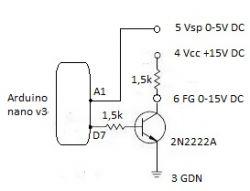 Powietrzna pompa ciepła PC-PW z klimatyzatora Toshiba RAS-3m26
