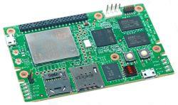 Stinger96 - jednopłytkowy komputer 96boards z STM32MP157 i Linux