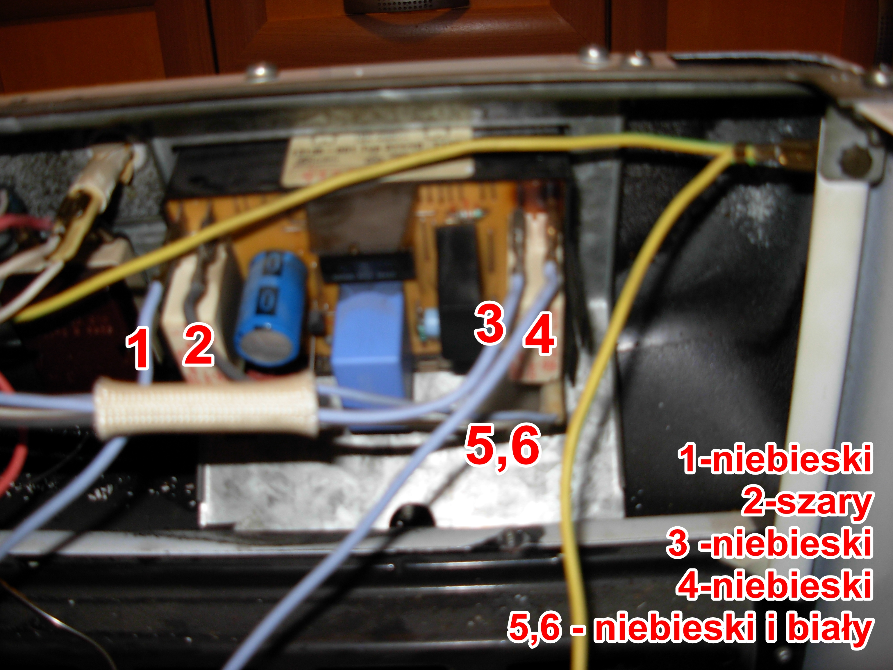 Kuchnia Elektryczna Amica C 6028te Nie Działa Piekarnik I
