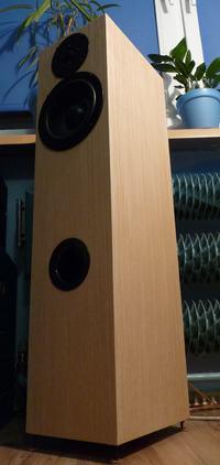 Kolumny podłogowe na Stx GDN 17-140-8scx i Tonsil GDWK 9/80