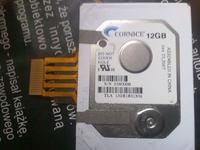 Cornice 12GB - mo�liwo�� pod��czenia przez USB.