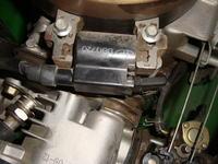 Kosiarka NAC DY164  -  nagle zgas�a