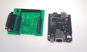 Nak�adka rozszerzaj�ca CNC dla BeagleBone Black