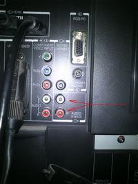 Dekoder Cyfrowy PVR HD 7000,Wi - Jakim przewodem to połączyć?