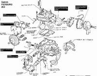 Golf II 1.6 '87  -  Ga�nik 2E, nie trzyma niskich obrot�w na zimnym silniku