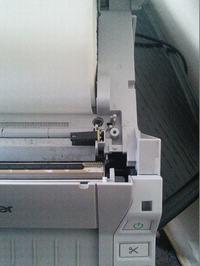 BROTHER TD -4000 - Czujnik obecności papieru