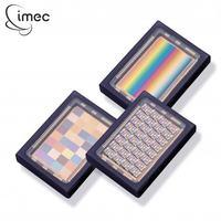 Nowe wielospektralne matryce z filtrami mozaikowymi od firmy Imec