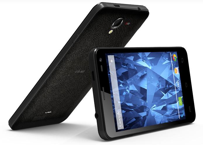 Lava Iris 460 - 4.5-calowy smarfon z 2-rdzeniowym procesorem i Androidem 4.4.