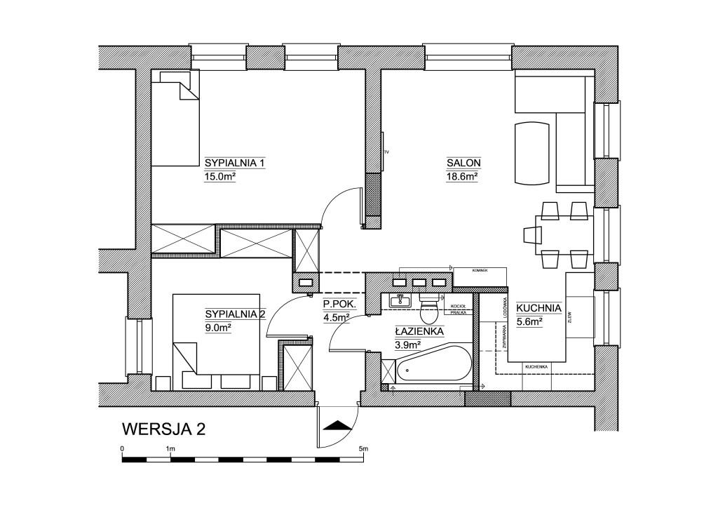 CO i CWU w mieszkaniu 57 mkw kamienica - pro�ba o porad�