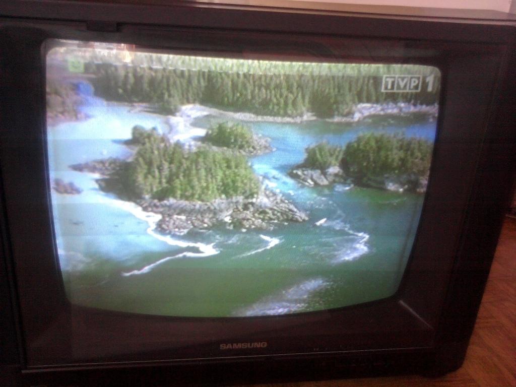 TV Samsung CK 5027Z nie ma obrazu