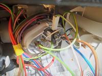 Zmywarka Siemens 54M552EU/73 - Grzałka - które kable pod napięciem?