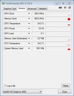 HP 17-e000sw - Nierównomierna, wolna praca laptopa