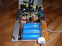 Zasilacz regulowany 3-60V 40A