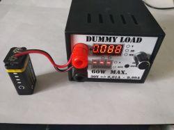 Battery 6F22 OKcell JRGK 800mAh 9V USB in Li-Ion version with built-in converter