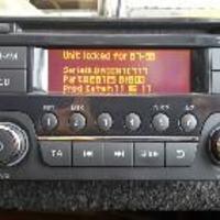 Nissan AGC-071RF - Po wymianie pamięci komunikat