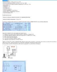 Miarkownik ciągu, termostrat