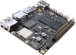 Vim3 - jednopłytkowy komputer z S922X, eMMC, NVMe