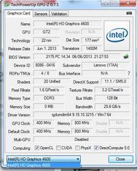 Lenovo Z710 - NVIDIA - Nie wykrywa karty