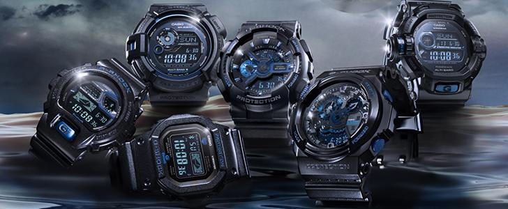 Casio wypu�ci rocznicow� seri� zegark�w G-SHOCK