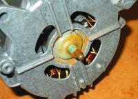 Zmywarka Amica ZIS 2450 - problem z pompą wodną
