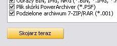 Rozpakowywanie plików zip