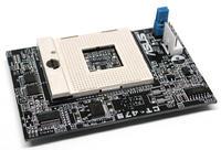 Core 2 Duo T5500 czy będzie działać w Płycie z Socket 478 ?
