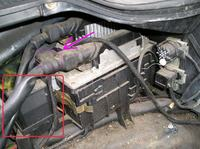 Zdjęcie przekaźnika pompy paliwowej W124 260E pilne !