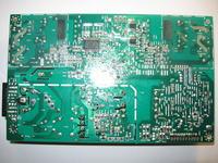 LG Flatron L1715S komunikat POWER SAVING MODE