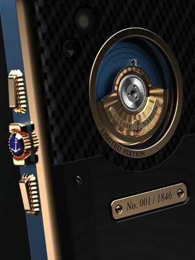 Luksusowy smartphone zasilany energią kinetyczną