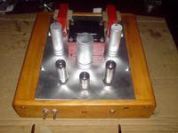Wzmacniacz lampowy SE na 6P14P i 6N2P