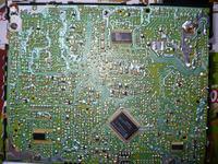 Philips sc 804 cdc Brak podświetlenia