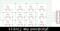 Program zamka cyfrowego ATMEGA 8