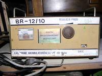 Prostownik BR-12/10 TELPOD GL-043/ 1A