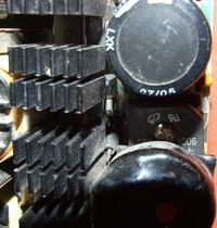 Topower model: TOP 420WP7 U12 - zwarcie