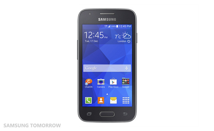 "Samsung Galaxy Ace 4 - 4"" smartphone z Android 4.4 i TouchWiz Essence"
