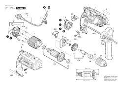 Uchwyt wiertarski Bosch GSB 13 - Maksymalna średnica wiertła