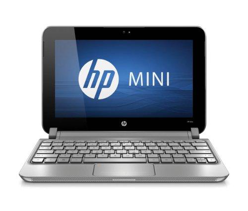Nowy HP Mini 210, procesor Intel Atom N455.