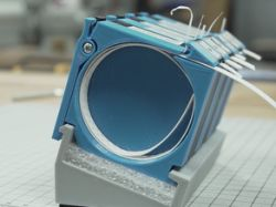 Druk 3D: organizer na SMD 0805
