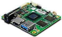 UP Core - jednopłytkowy komputer z Intel Atom, Wi-Fi i Bluetooth