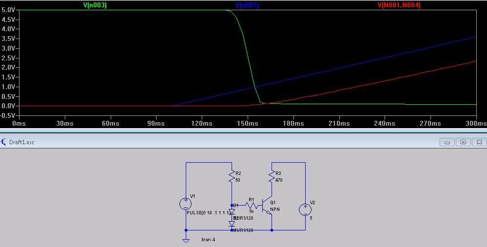 Detektor zaj�to�ci toru do H0 - jaki tranzystor ?