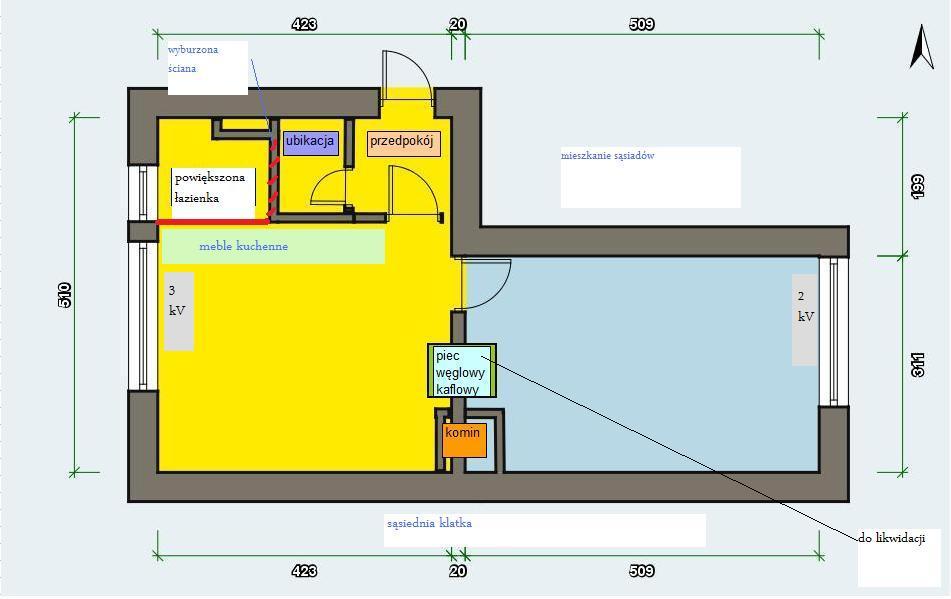 35 m2 mieszkanie- co wybra� za ogrzewanie?